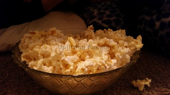 Our Perfect Bowl of Pop Secret Popcorn