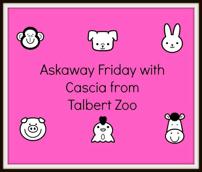 Askaway Friday With Cascia from Talbert Zoo