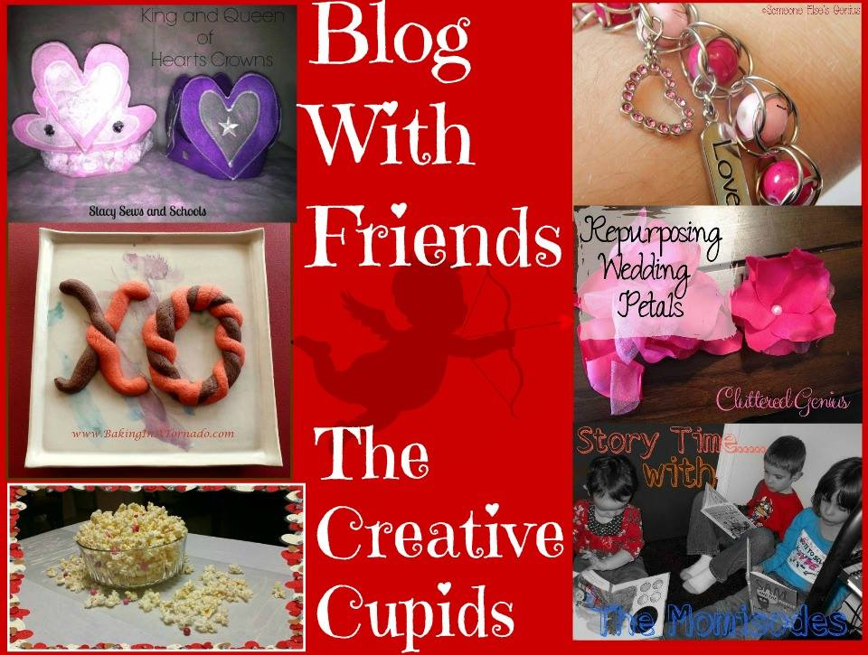 Blog With Friends - Creative Cupids