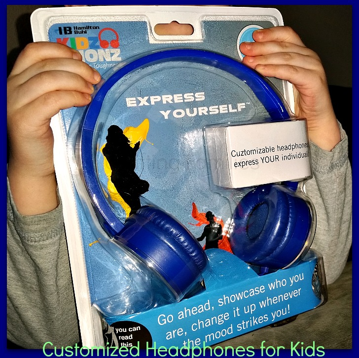 Check out KidzPhonz - Customized Headphones for Your Child