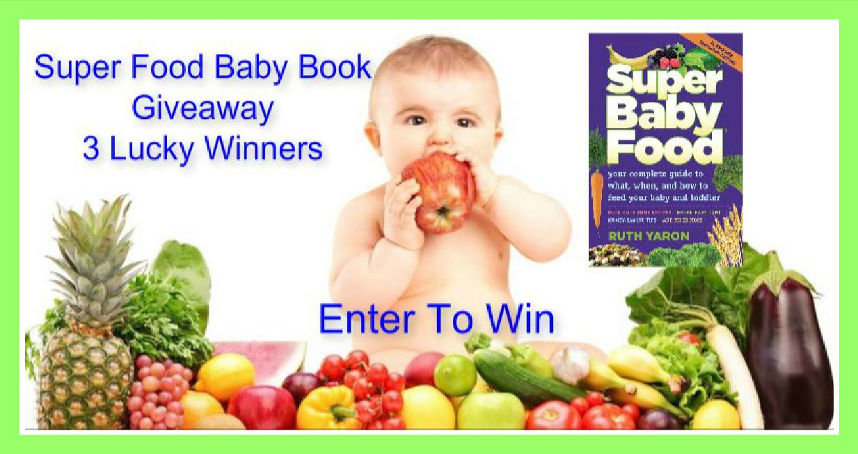 Super Baby Food Giveaway