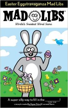 MadLIbs Easter Extravaganza Book