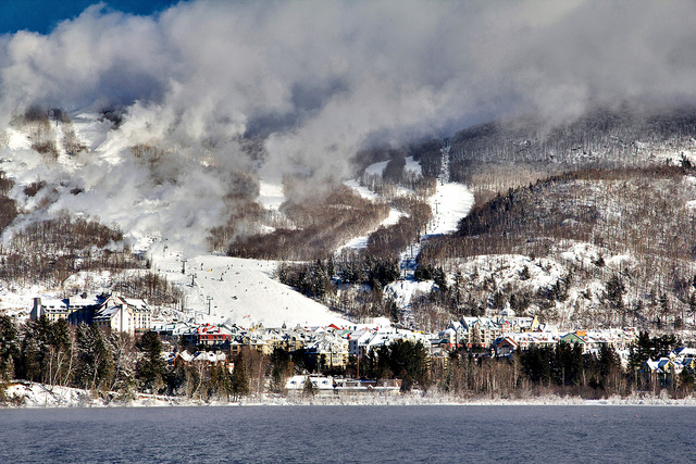 Mont Tremblant: Getting Around One of the World's Most Beautiful Ski Villages