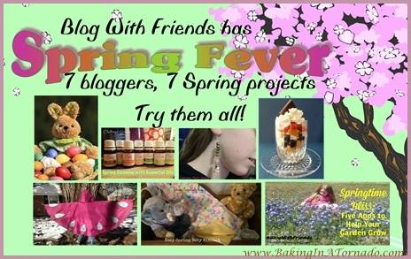 Spring Fever Blog With Friends