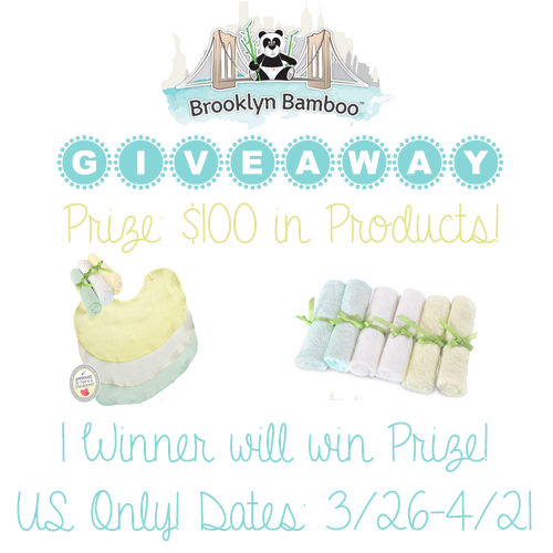 brooklyn bamboo baby giveaway