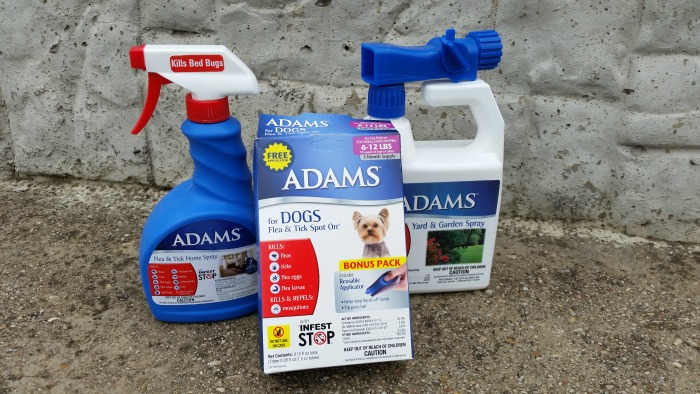 Adams Flea and Tick Products for Your Home, Animal and Yard