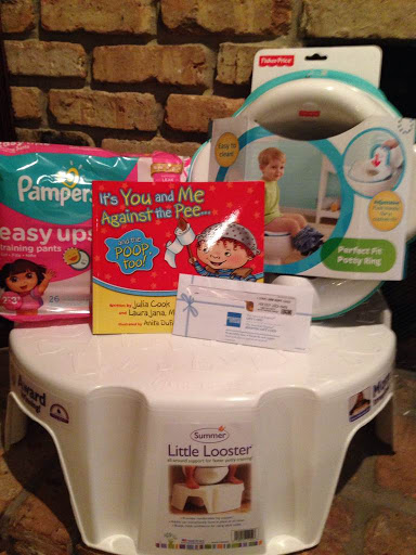 Pampers Easy Ups 2015