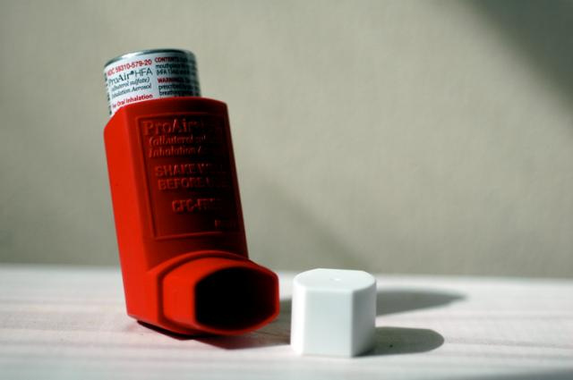Taking Care of Your Child with Asthma