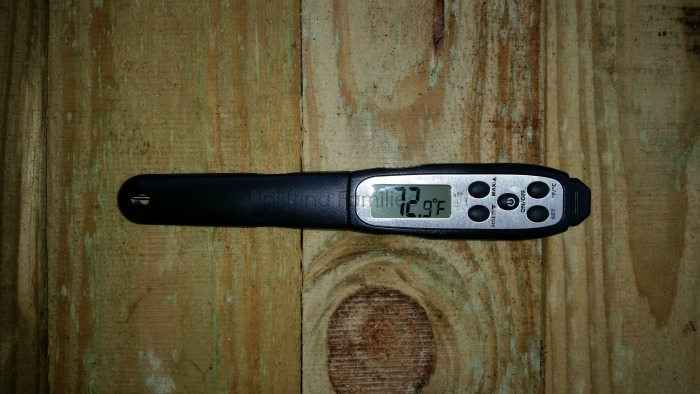 Eat Smart Precision Pro Digital Food Thermometer