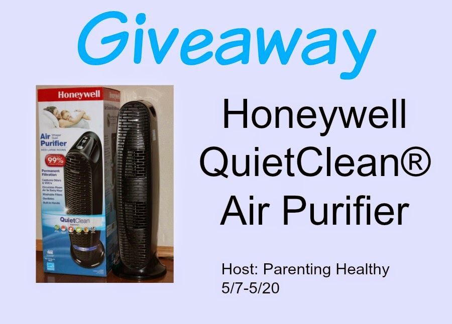 Giveaway for Honeywell Air Filter