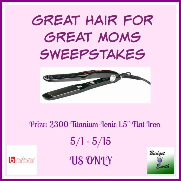 Great hair for Great Moms
