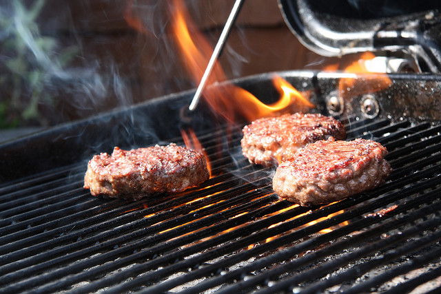 How to Grill Out Safely Using a Precision Pro Digital Food Thermometer