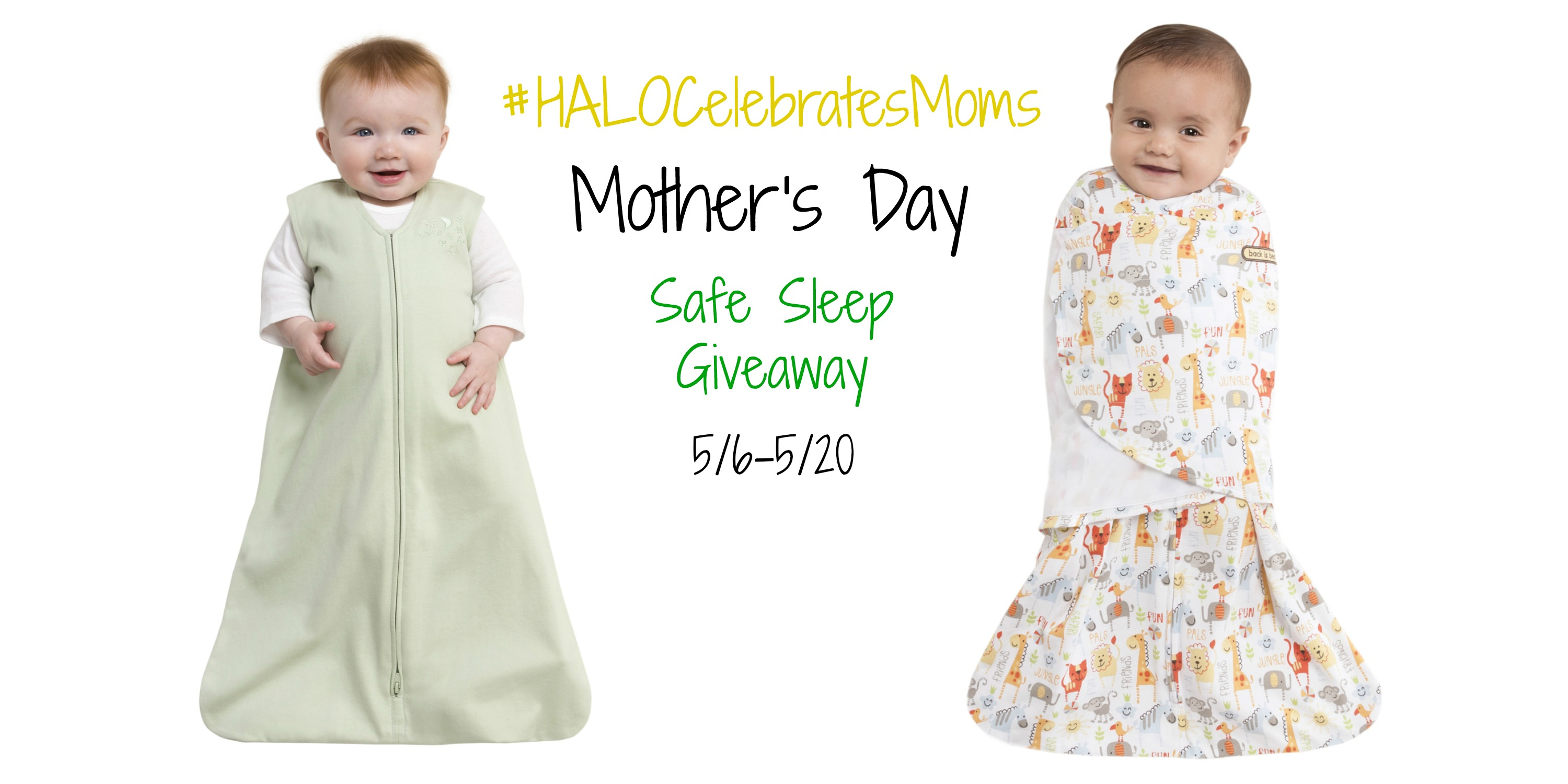 Halo Sleep Sack Giveaway