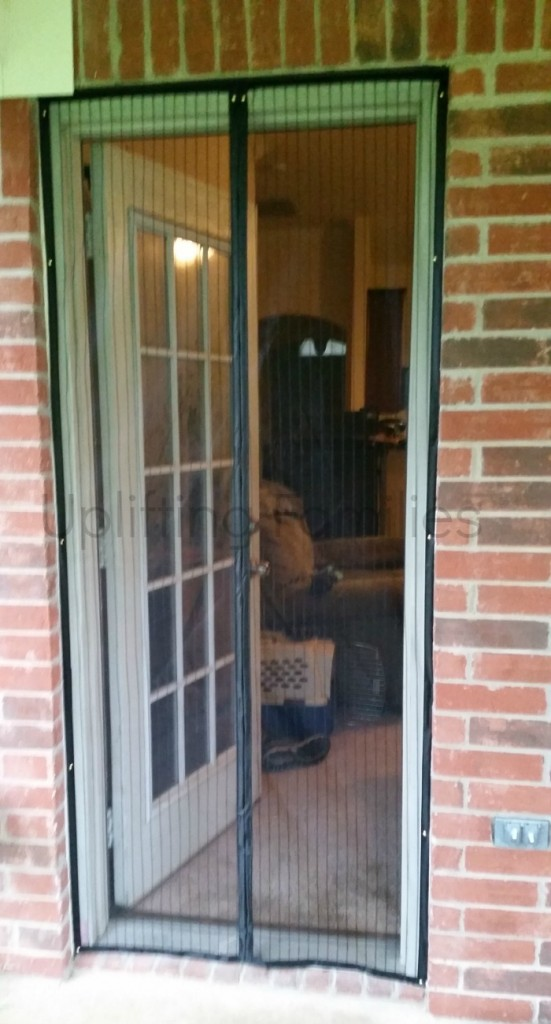 Mega Mesh Screen Door Review