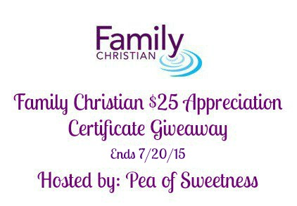 Family Christian Giveaway