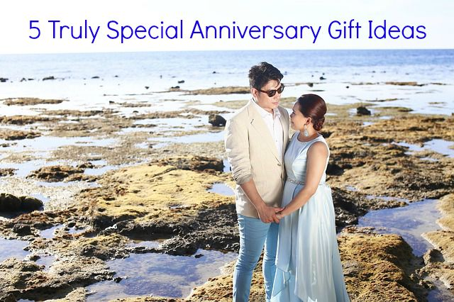 5 Truly Special Anniversary Gift Ideas