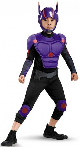 big hero 6 deluxe hiro costume for boys