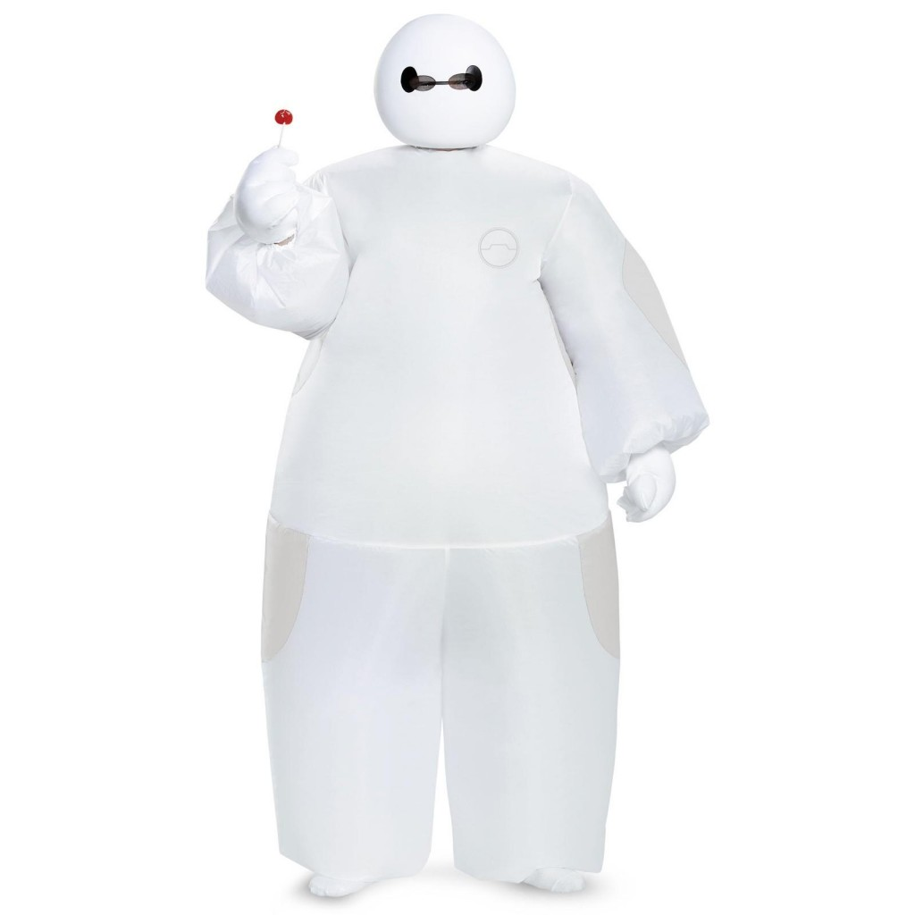big hero 6 kids white baymax inflatable costume