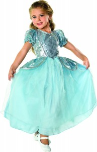 Disney Cinderella Halloween Costume for Girls