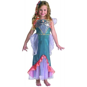 Disney Princess Ariel from The Little Mermaid Halloween Costumes for Girls