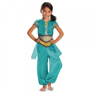 Disney Princess Jasmine Halloween Costume for Girls