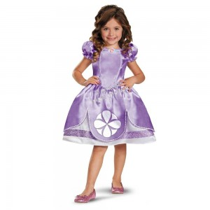 Disney Princess Sofia the First Halloween Costume for Girls