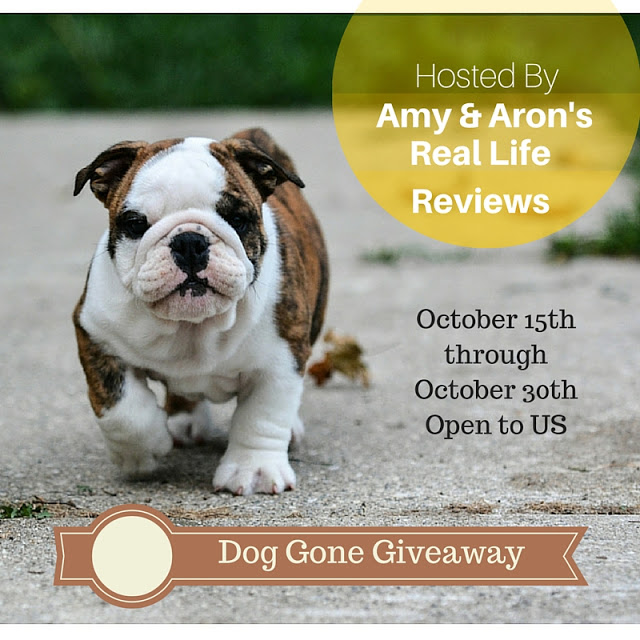 Dog Gone Giveaway