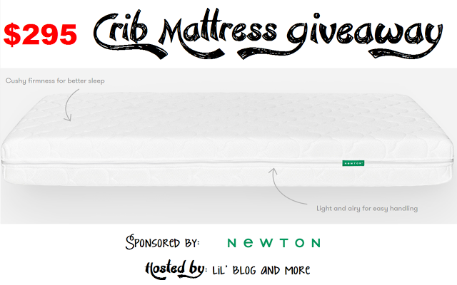 Newton Crib Mattress Giveaway