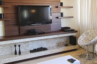 positioning your tv in a room