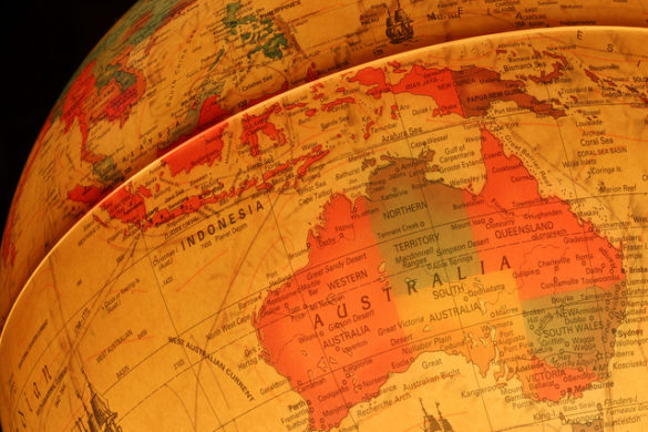 Globe Austalia